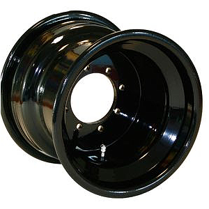 GOLDSPEED Black Wheel 10x6 2+4 4/110/115