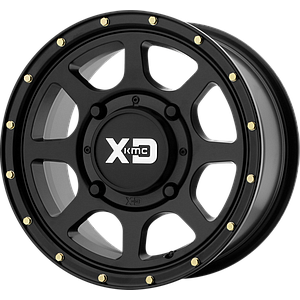 KMC XS134 Wheel 14x7 +38mm 4/137