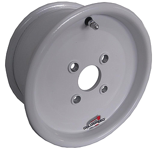 GOLDSPEED Front WHEEL White
