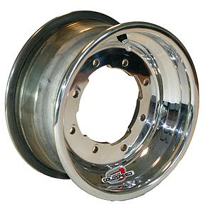 GOLDSPEED Front WHEEL Polished