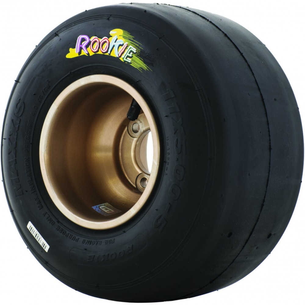Maxxis Rookie Karting Tires 11x5.00-5