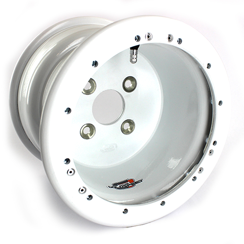 GOLDSPEED Front BEADLOCK WHEEL White