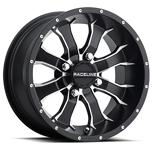 RACELINE Mamba Wheel 14x7 +10mm 4/110