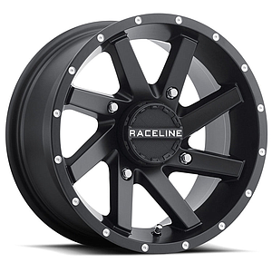 RACELINE Twist Black Wheel 14x7 +10mm 4/110