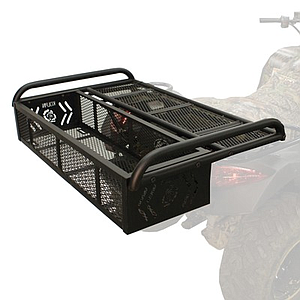 Kolpin Convertible Metal Basket Rack