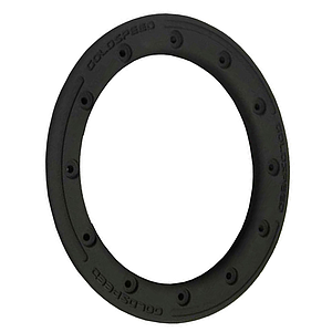 GOLDSPEED Polymer Carbon BEADLOCK RING - Black