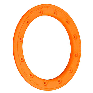GOLDSPEED Polymer Carbon BEADLOCK RING - Orange
