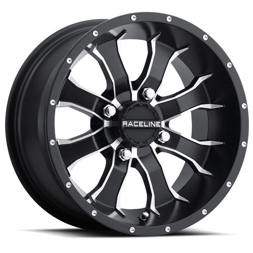 RACELNE Mamba Wheel 12x7 +5mm 4/156