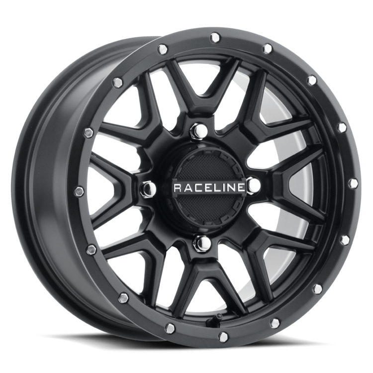 RACELINE Krank Wheel 14x7 +38mm 4/156