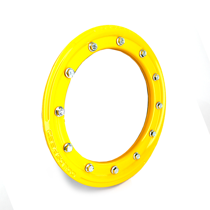 "GOLDSPEED Beadlock Ring 8"" Alu Yellow"