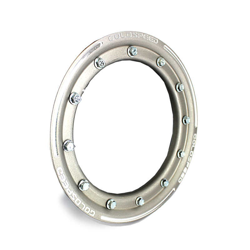"GOLDSPEED Beadlock Ring 8"" Alu Grey"