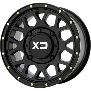 KMC XS135 Wheel 14x7 +38mm 4/110
