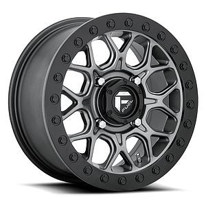 FUEL TECH BL BEADLOCK WHEEL [Matte Anthracite]