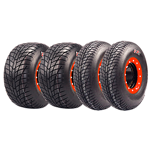 BPR P354 21x7-10 and 20x10-9 Set Tire