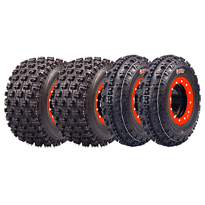 BPR P348 21x7-10 and P357 20x10-9 Set Tire