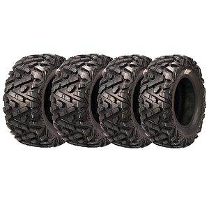 BPR P350 25x8-12 and 25x10-12 Set Tire