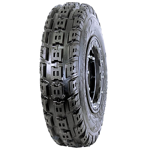 GOLDSPEED MXF YELLOW TIRE 20x6-10