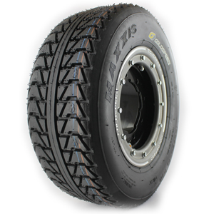 GOLDSPEED SD Yellow Tire 165/70-10