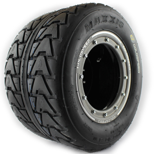 GOLDSPEED SD Yellow Tire 225/40-10