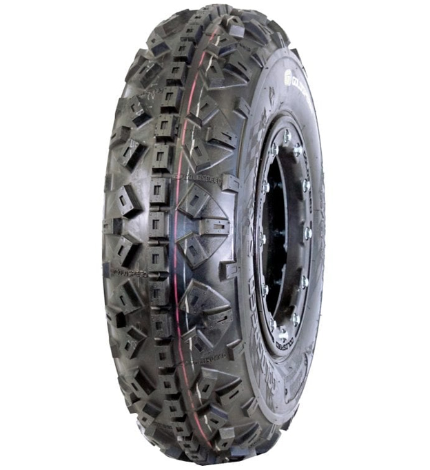 GOLDSPEED SX PPM YELLOW TIRE 21X6-10