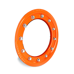 "GOLDSPEED Beadlock Ring 10"" Alu Orange"