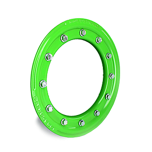 "GOLDSPEED Beadlock Ring 10"" Alu Green"