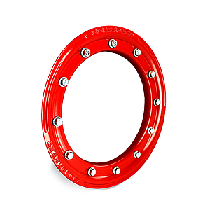 "GOLDSPEED Beadlock Ring 10"" Alu Red"