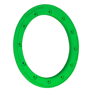 "GOLDSPEED Beadlock Ring 9"" PC Green"